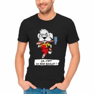 T-shirt LJVS Team - ça c'est du bon boulot !!