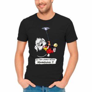 T-shirt LJVS Team - ça c'est l'esprit Bichon, Youhouuu !!