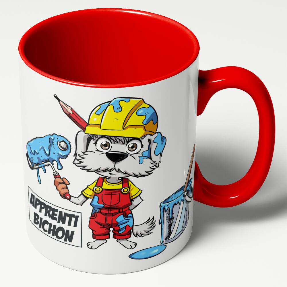 Mug LJVS Team – Apprenti Bichon