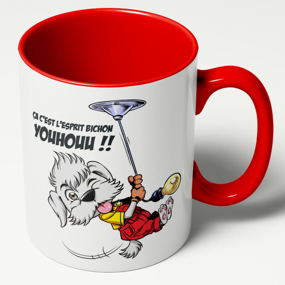 Mug LJVS Team – ça C'est L'esprit Bichon, Youhouuu !!