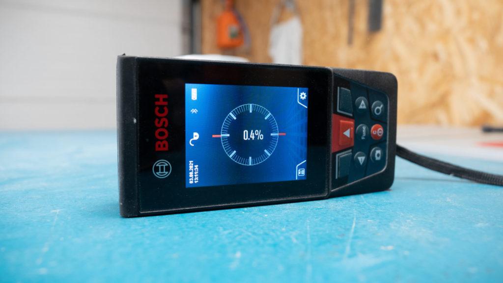 Le Télémètre laser Bosch GLM