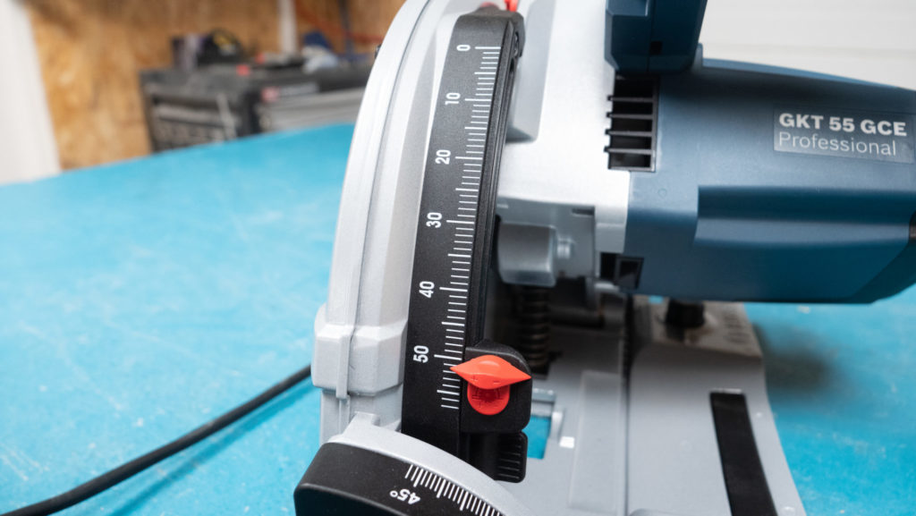 Scie plongeante Bosch Pro