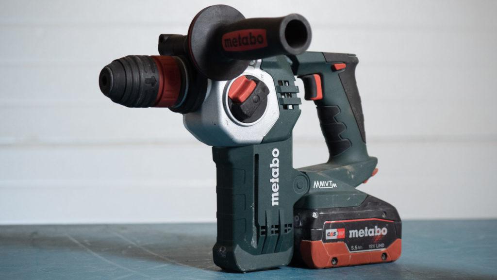 Perforateur Metabo KHA 18 LTX BL